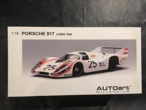 Porsche 917 'Long Tail' Model | Australia | Rennsport Garage